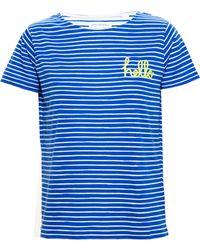 Chinti & Parker Hello T-Shirt - Lyst
