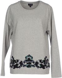 Armani Jeans Sweatshirt - Lyst