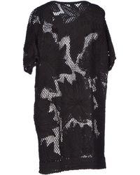 Etoile Isabel Marant Short Dress - Lyst