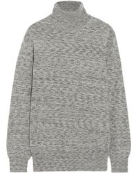 Theory Pristelle Cashmere Turtleneck Sweater - Lyst