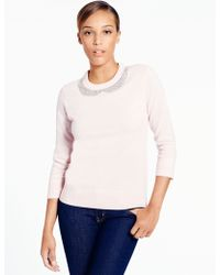 Kate Spade Tippy Sweater - Lyst