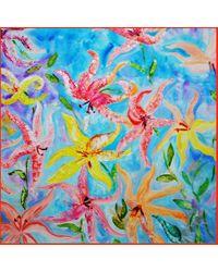 Abo London - Dancing Lilies - Lyst