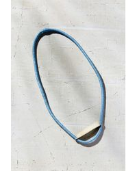 The Things We Keep - Yves Woven Necklace - Lyst