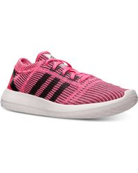 Adidas Element Refine Js Running Sneakers From Finish Line - Lyst