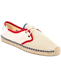 Soludos Colorblock Derby Lace Up - Lyst