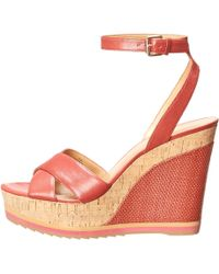 Nine West Pink Wakely - Lyst