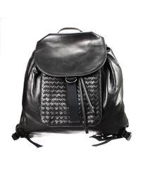 Bottega Veneta Handbag Bag Backpack Braided - Lyst