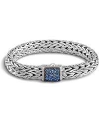 John Hardy Classic Chain Large Bracelet - Lyst