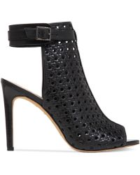 Vince Camuto Karsten Perforated Sandals - Lyst
