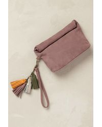 Miss Albright - Gietro Rolled Pouch - Lyst