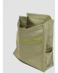 Weekend(er) | Canvas Roll Bag Khaki | Lyst