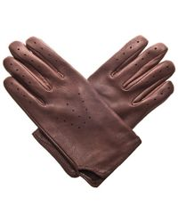 Kaufmann Mercantile Deerskin Leather Driving Gloves - Lyst