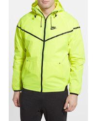 Nike 'Tech Aeroshield Windrunner' Hooded Jacket - Lyst