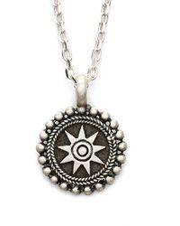 Satya Jewelry - 'celestial' Pendant Necklace - Lyst