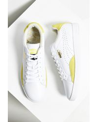 Puma Match Leather Low-Top Basic Sport Sneaker - Lyst
