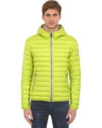 Colmar Originals Nylon Down Jacket - Lyst