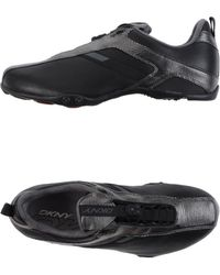 DKNY Low-Tops & Trainers black - Lyst