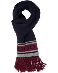 Fred Perry House Plaid Scarf - Lyst