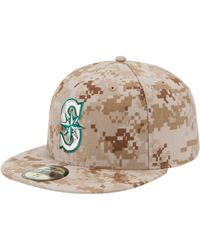 9f50b78911af6 low cost ktz seattle mariners mlb memorial day stars stripes 59fifty cap  lyst 44ee1 923c1