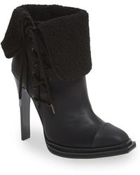 Gx By Gwen Stefani - Tribe Faux- Leather Ankle Boots - Lyst