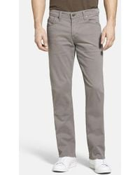 AG Adriano Goldschmied 'Protege Sud' Straight Leg Pants - Lyst