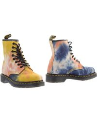 Dr. Martens Ankle Boots - Lyst