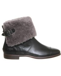 Ugg Inez Shearling Boot - Lyst