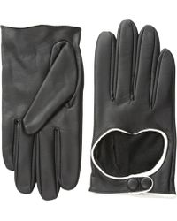 BCBGeneration Tough Love Driving Gloves - Lyst