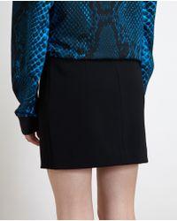 Christopher Kane Molecule Patch Skirt - Lyst