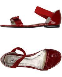 Atelier Mercadal Sandals - Lyst
