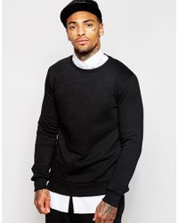 Criminal Damage - Record Sweater - Lyst