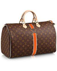 Louis Vuitton Speedy 40 Mon Monogram - Lyst