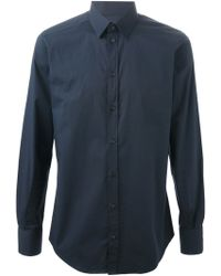 Dolce & Gabbana Classic Shirt - Lyst