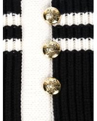 Bouchra Jarrar - Knit Collar Scarf - Lyst