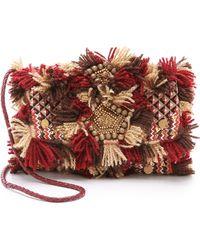 Antik Batik - Nadayan Pouch - Red - Lyst