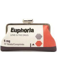 Sarah's Bag - Euphoria Day Classic Clutch - Lyst