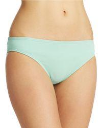 Ivanka Trump - Solid Hipster Bikini Bottoms - Lyst
