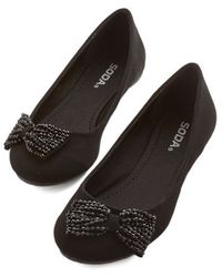 Fortune Dynamic Adorable Alliteration Flat - Lyst