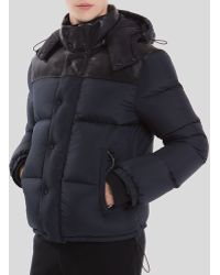 Sandro Sunday Quilted Jacket - Lyst