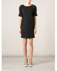 By Malene Birger Truvah Sweatshirt Dress - Lyst