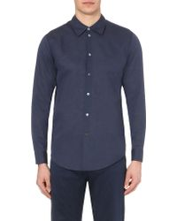 La Perla - Regular-fit Linen Shirt - Lyst
