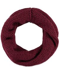 Forever 21 - Textured Knit Infinity Scarf - Lyst