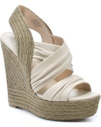 Boutique 9 Illy beige - Lyst
