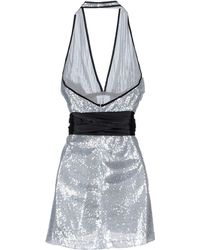 Richmond X Short Dress - Lyst