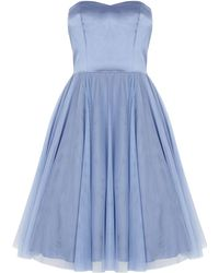 Coast Blue Darling Dress - Lyst