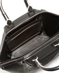 Alexander Wang   Emile 3D Mesh Leather Satchel Bag   Lyst