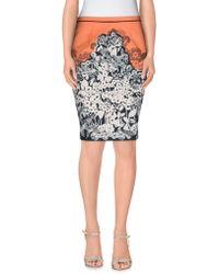 Blumarine | Knee Length Skirt | Lyst
