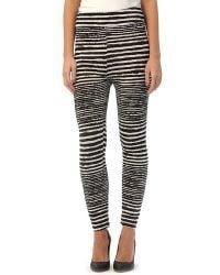 Patchington - Stripe Legging - Lyst