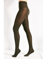 Hansel From Basel Hansel From Basel Ribbed Tight - Lyst