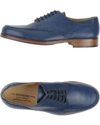 The Generic Man - Lace-up Shoes - Lyst